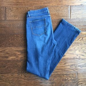 New York & Company Soho Bootcut Blue Jeans